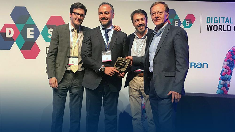 Foto premio Comunicaciones Hoy