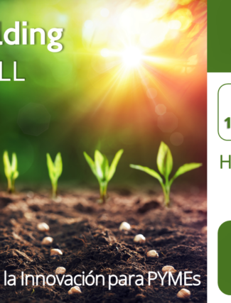 METABUILDING. 1st OPEN SEED CALL - Banner (ES)